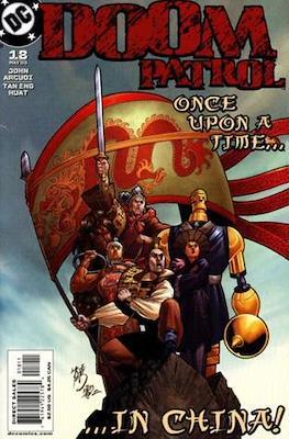 Doom Patrol Vol. 3 (Comic Book) #18
