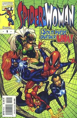 Spider-Woman Vol. 2 (2000-2001) #1