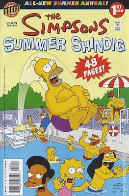 The Simpsons Summer Shindig (Grapa) #1