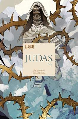 Judas (Comic-book) #3