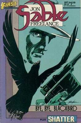 Jon Sable, Freelance #28