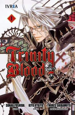 Trinity Blood #1