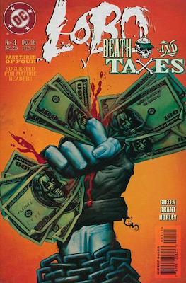Lobo: Death and Taxes (Comic Book 24 pp) #3