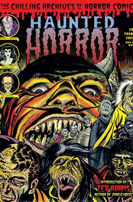 The Chilling Archives of Horror Comics (Hardcover) #25