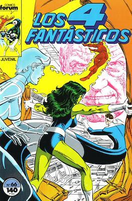 Los 4 Fantásticos Vol. 1 (1983-1994) (Grapa 36-32-24 pp) #66