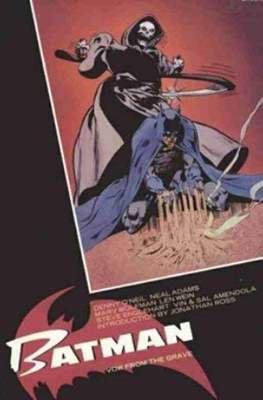 Batman: Vow from the Grave