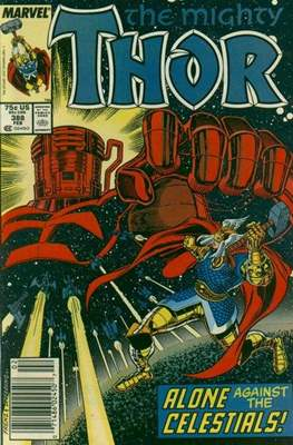 Journey into Mystery / Thor Vol 1 (Comic Book) #388