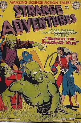 Strange Adventures (Comic Book) #17