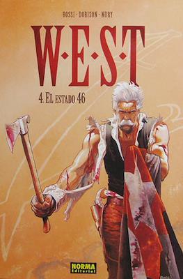 W.E.S.T. (Cartoné 56-128 pp) #4