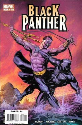 Black Panther Vol. 4 (2005-2008) (Grapa) #21