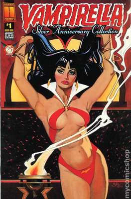 Vampirella Silver Anniversary Collection