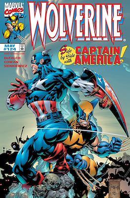 Wolverine (1988-2003) (Comic Book) #124