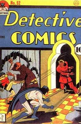 Detective Comics Vol. 1 (1937-2011; 2016-) (Comic Book) #52