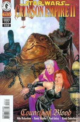 Star Wars Crimson Empire II (Comic Book) #3
