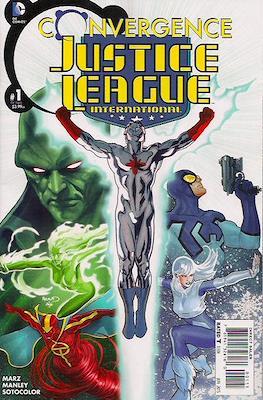 Convergence Justice League International (2015)