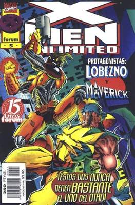 X-Men Unlimited (1997-2000) (Grapa 40-56 pp) #5