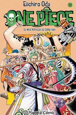 One Piece (Rústica con sobrecubierta) #93