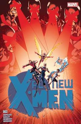 All-New X-Men Vol. 2 (Comic-Book) #3