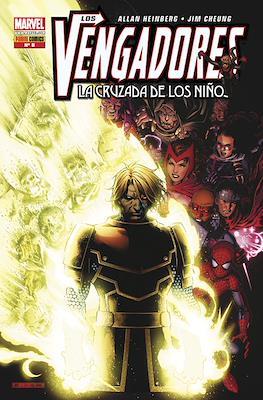 Los Vengadores: La cruzada de los niños (2011-2012) (Grapa) #6