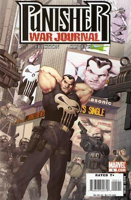 Punisher War Journal Vol 2 (Comic Book) #5