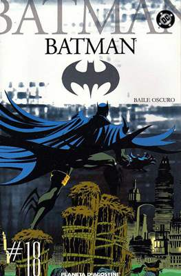 Coleccionable Batman (2005-2006) (Rústica 96 pp) #18