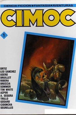 Cimoc (Retapado Cartoné) #1