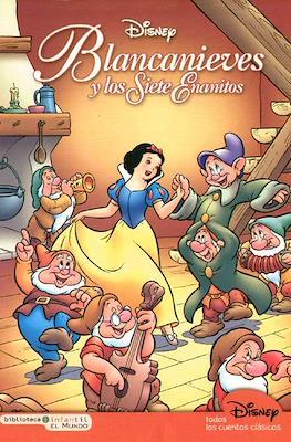Disney: todos los cuentos clásicos - Biblioteca infantil el Mundo #1