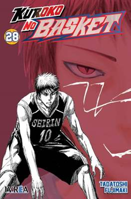 Kuroko no Basket (Rústica con sobrecubierta) #28