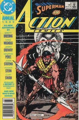 Action Comics Vol. 1 Annual (1987-2011) #2