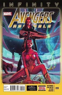 Avengers Assemble Vol. 2 (Comic-Book) #19
