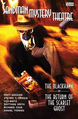 Sandman Mystery Theatre (TPB Softcover) #8