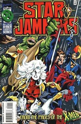 Starjammers (comic-book) #1