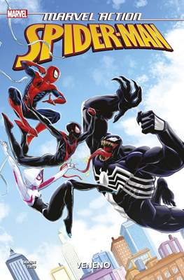 Marvel Action. Spiderman (Cartoné 72 pp) #4
