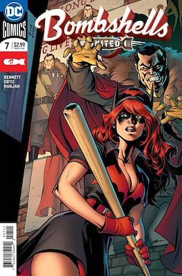 Bombshells United (2017) (Comic Book) #7