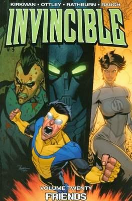 Invincible (Paperback) #20