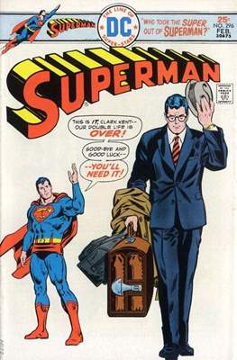 Superman Vol. 1 / Adventures of Superman Vol. 1 (1939-2011) (Comic Book) #296