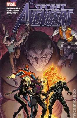 Secret Avengers Vol. 1 (2010-2013) (Hardcover) #5