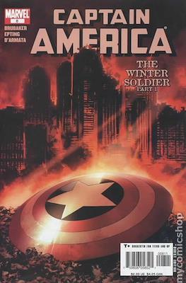 Captain America Vol. 5 (2005-2013) #8