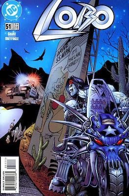 Lobo Vol. 2 (1993 - 1999 Grapa) #51