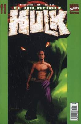 El Increíble Hulk vol. 2 (2003-2004) (Grapa 48 pp) #11