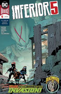 Inferior 5 (Comic Book) #1