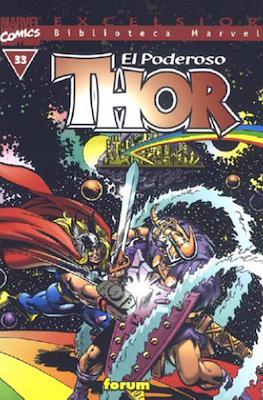Biblioteca Marvel: El Poderoso Thor (2001-2004) (Rústica 160 pp) #33