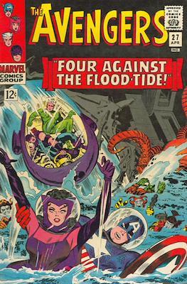 The Avengers Vol. 1 (1963-1996) (Grapa) #27