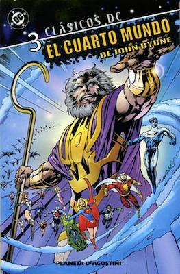 El Cuarto Mundo de John Byrne. Clásicos DC (Rústica 128-96 pp) #3