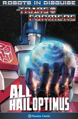 The Transformers: Robots in Disguise (Rústica 208 pp) #5