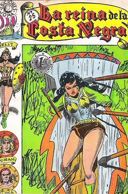 La Reina de la Costa Negra (2ª época - Grapa) #25