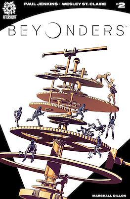 Beyonders (Comic Book) #2