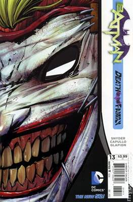 Batman Vol. 2 (2011-2016) (Comic Book) #13