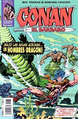 Conan el Bárbaro (1998-2001) (Grapa 24 pp) #83