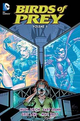 Birds of Prey Vol. 1 (Softcover) #1